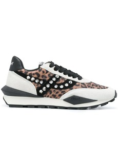 Ash Spider studded sneakers