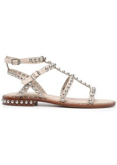 Ash studded buckle sandals