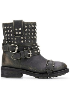 Ash studded Trooper boots