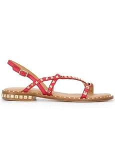 Ash studed flat sandals