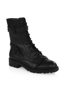 Ash Witch Lace-Up Boots