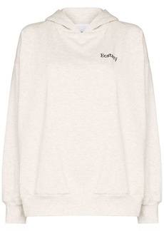 Ashish embroidered cotton-blend hoodie