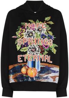 Ashish Hope Spring Eternal sequinned hoodie