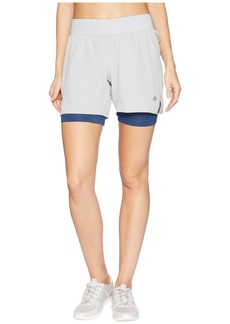 """Asics 2-N-1® 5.5"""" Shorts"""
