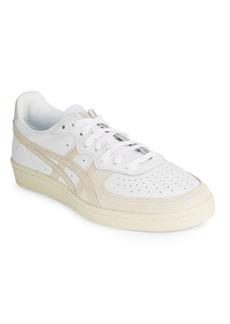Asics D6H1L Unisex Leather Lace-Up Sneakers