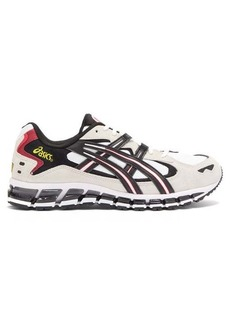 Asics GEL-KAYANO 5 360 leather trainers