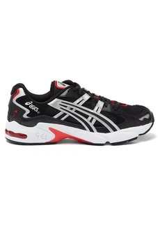 Asics GEL-KAYANO 5 OG leather trainers