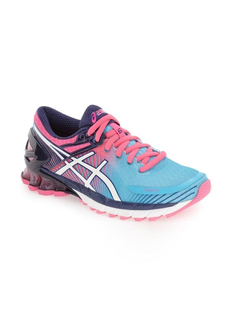 asics asics 39 gel kinsei 6 39 running shoe women shoes. Black Bedroom Furniture Sets. Home Design Ideas