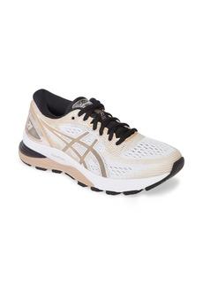ASICS® GEL-Nimbus 21 Platinum Running Shoe (Women)