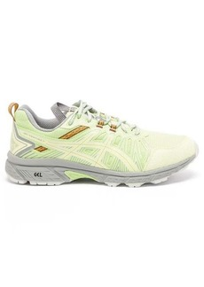 Asics Gel-Venture 7 leather and mesh trainers