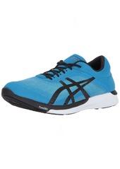 ASICS Mens fuzeX Rush Running Shoe   Medium US