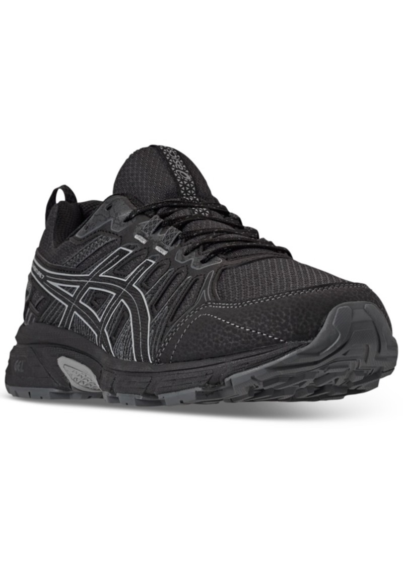 Asics Men's Gel-Venture 7 Wide Width Running Sneakers from Finish Line