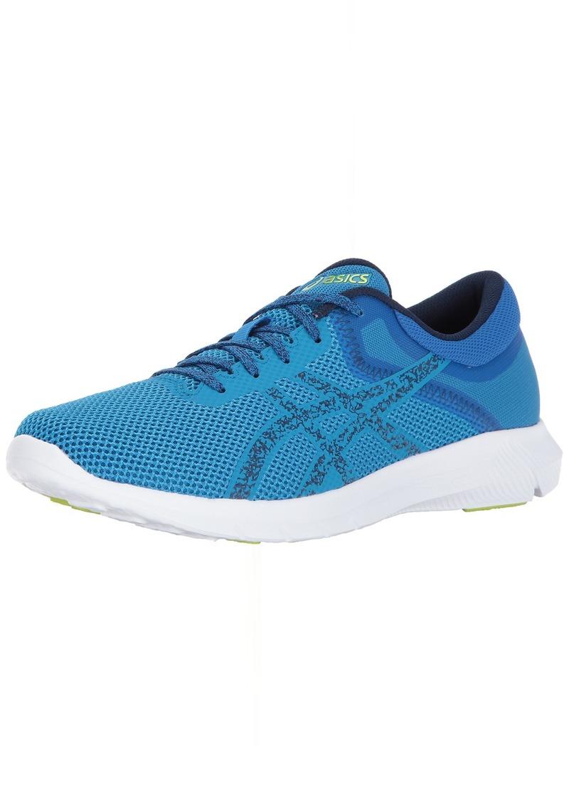 ASICS Mens Nitrofuze 2 Running Shoe  9.5 Medium US