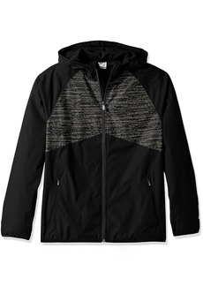 ASICS Men's Shosha Color Block Jacket Black