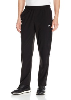 ASICS Men's Stretch Woven Pant Black