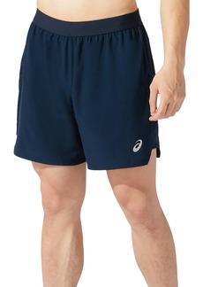 "ASICS® Road 7"" Running Shorts"