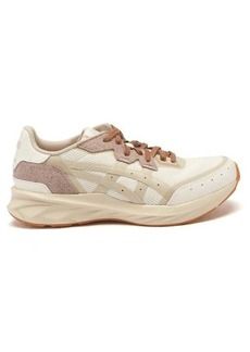 Asics Tarther™ Blast mesh and suede running trainers
