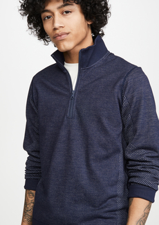 Asics x Reigning Champ Engineered Half Zip Sweatshirt