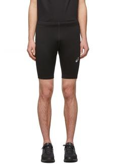 "Asics Black 7"" Sprinter Shorts"
