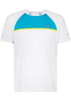 Asics colour block T-shirt