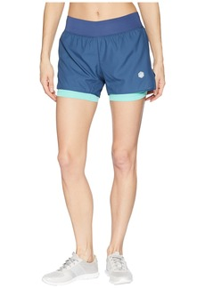 "Asics Cool 2-N-1 3.5"" Shorts"