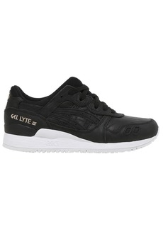 Asics Gel Lyte Iii Wrinkled Leather Sneakers