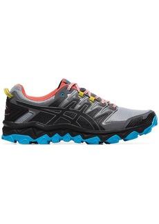 Asics grey Gel Fujitrabuco 7 low top sneakers