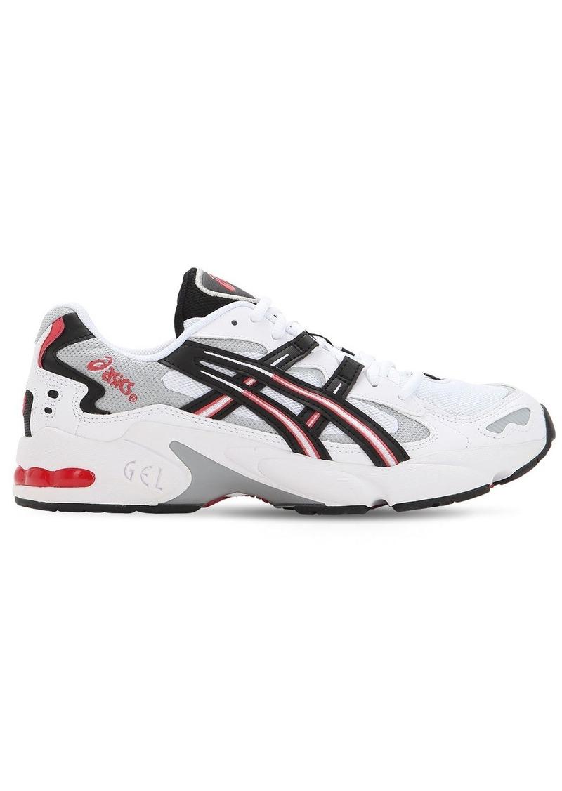Asics Kayano 5 Og Leather & Mesh Sneakers