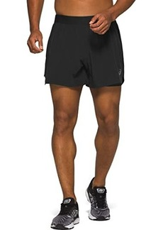 """Asics Road 2-in-1 5"""" Shorts"""