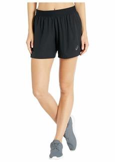 "Asics Road 5"" Shorts"