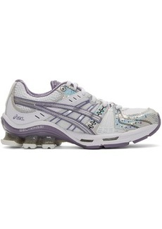 Asics White Gel-Kinsei 5 360 Sneakers