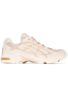 Asics Kayano seashell sneakers