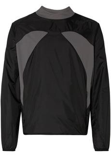 Asics x Kiko paneled long-sleeve top