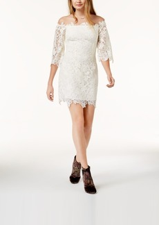 Astr Madeline Lace Dress