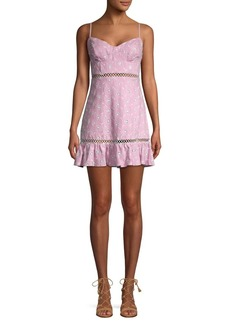 ASTR The Label Anne Orchid Dress