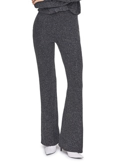 ASTR the Label Boogie Down Shimmer Flare Pants