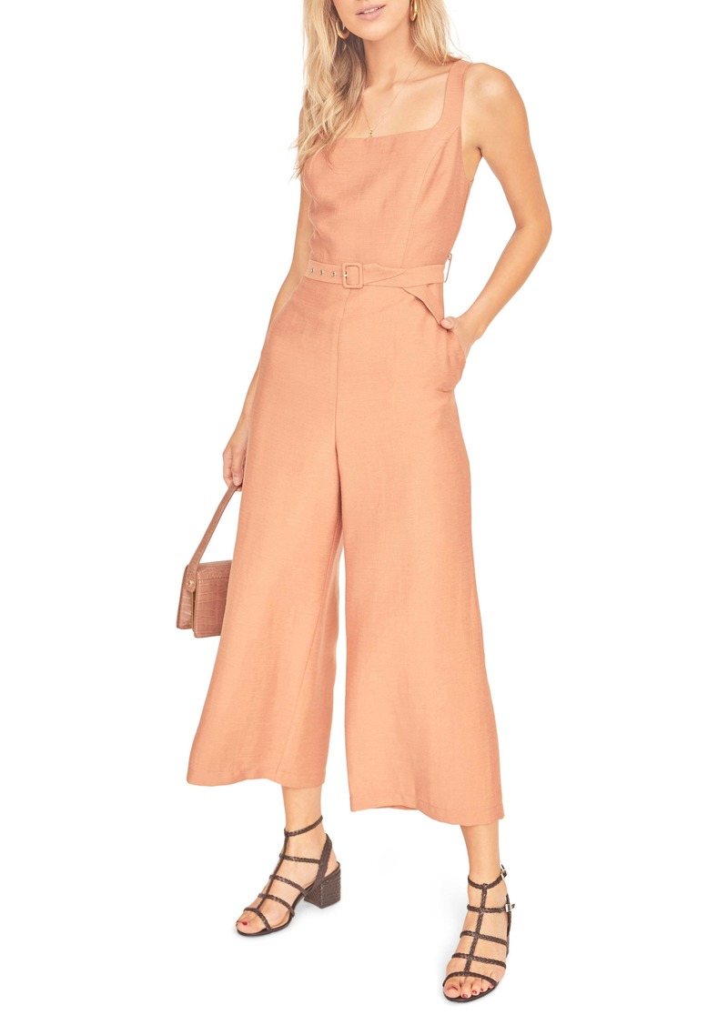 ASTR the Label Chasse Wide Leg Jumpsuit
