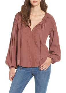 ASTR the Label Claudine Blouse