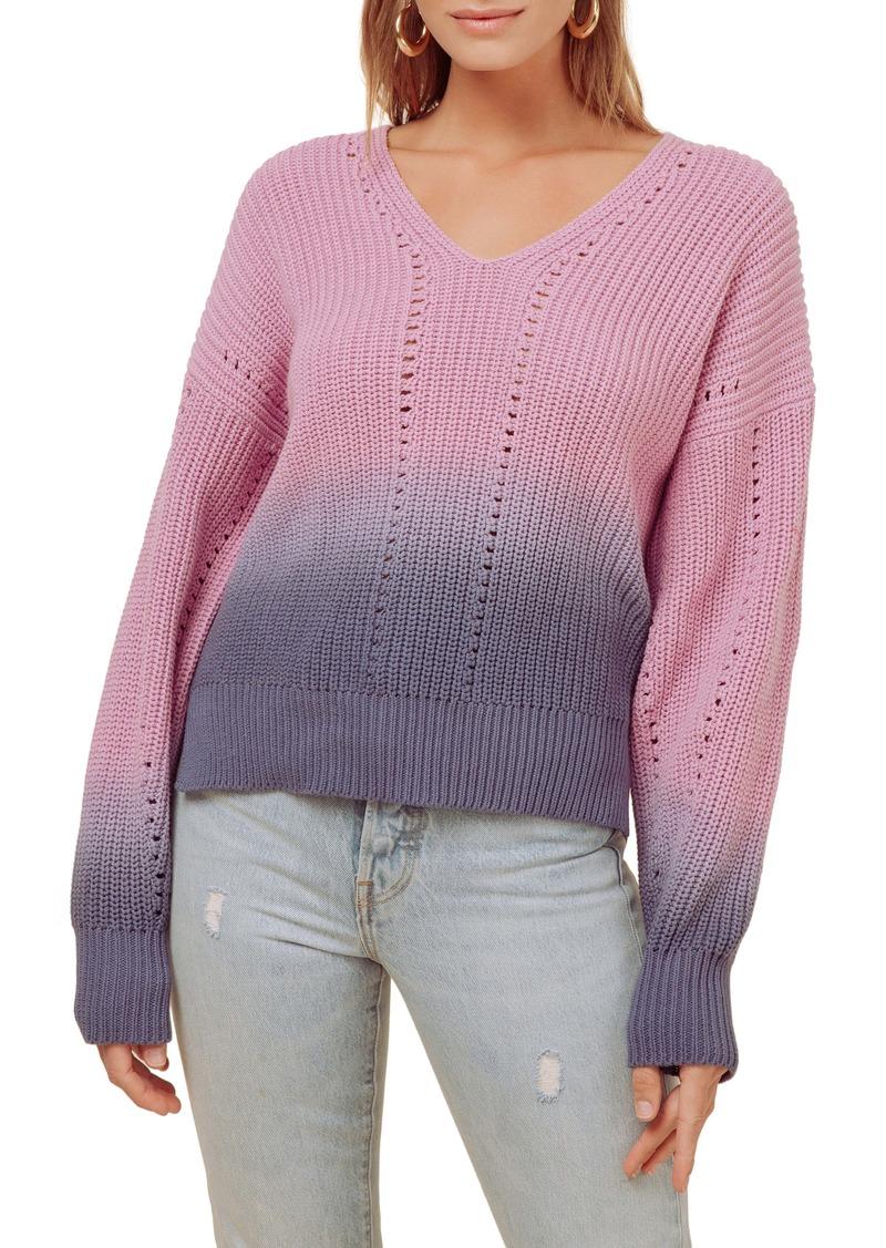 ASTR the Label Colie Ombré Sweater