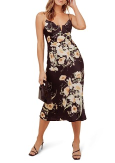 ASTR the Label Coralie Midi Dress