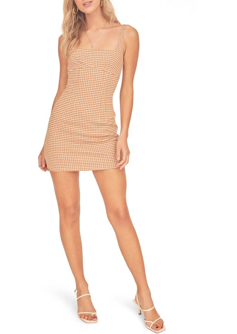 ASTR the Label Daisy Minidress