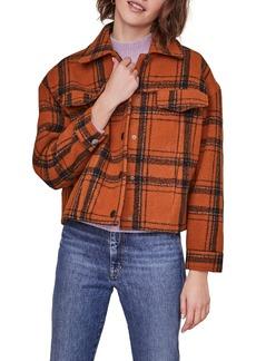 ASTR the Label Dakota Crop Jacket