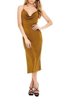 ASTR the Label Ivana Midi Dress