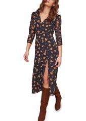 ASTR the Label Joni Midi Dress