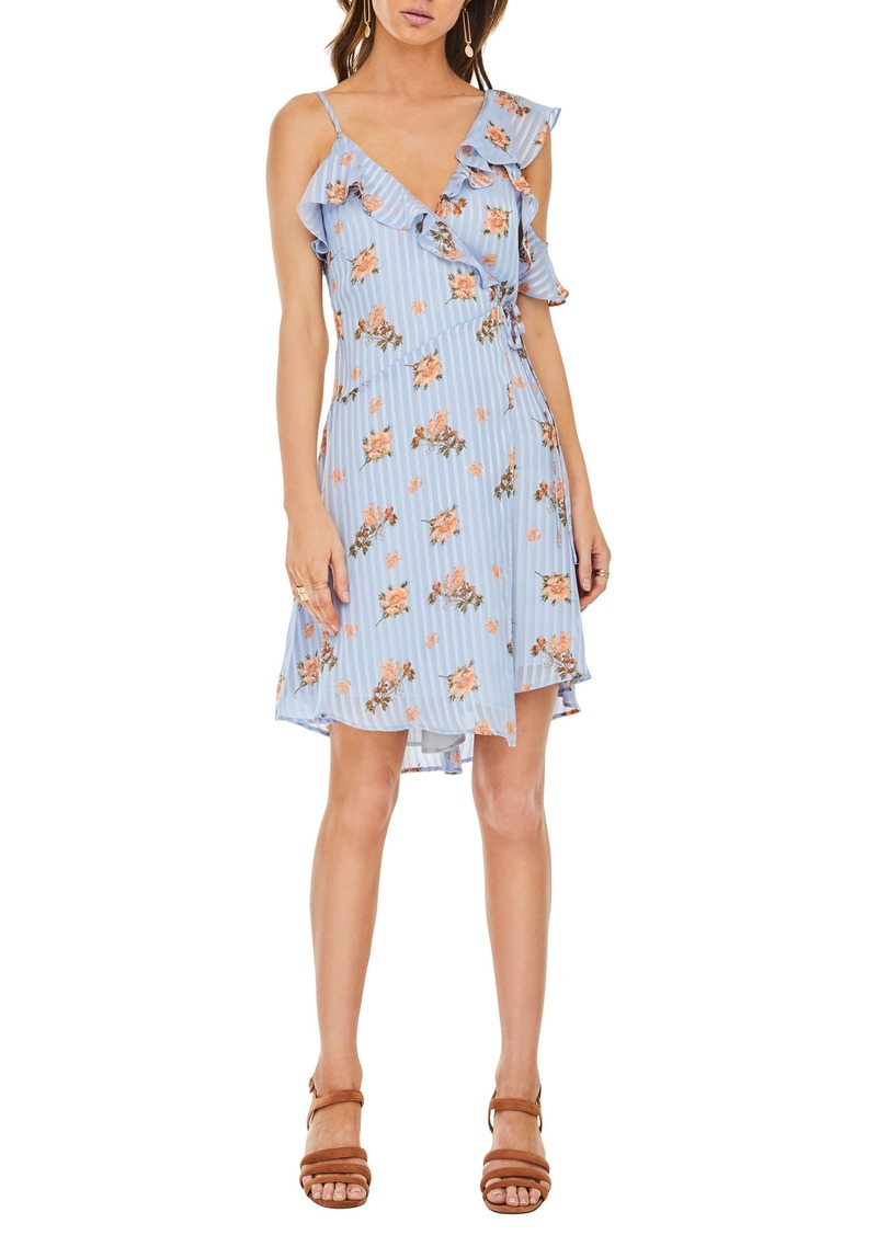 ASTR the Label Josie Ruffle Dress