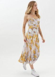 ASTR The Label Journey Tie-Dye Midi Dress