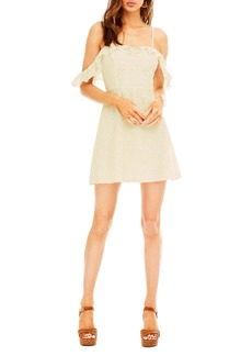 ASTR the Label Kristin Cold Shoulder Dress