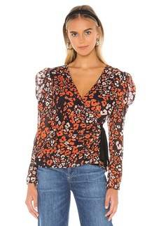 ASTR the Label Lissa Top