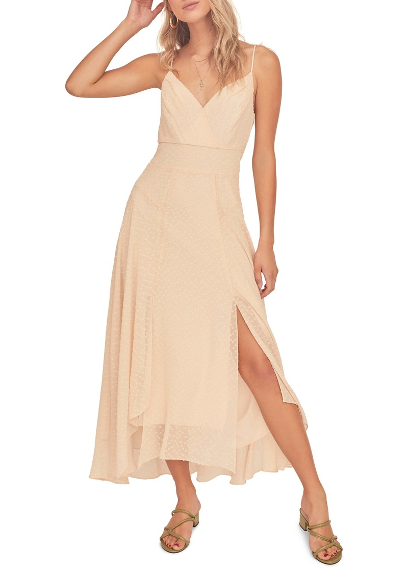 ASTR the Label Lyric Sleeveless Maxi Dress