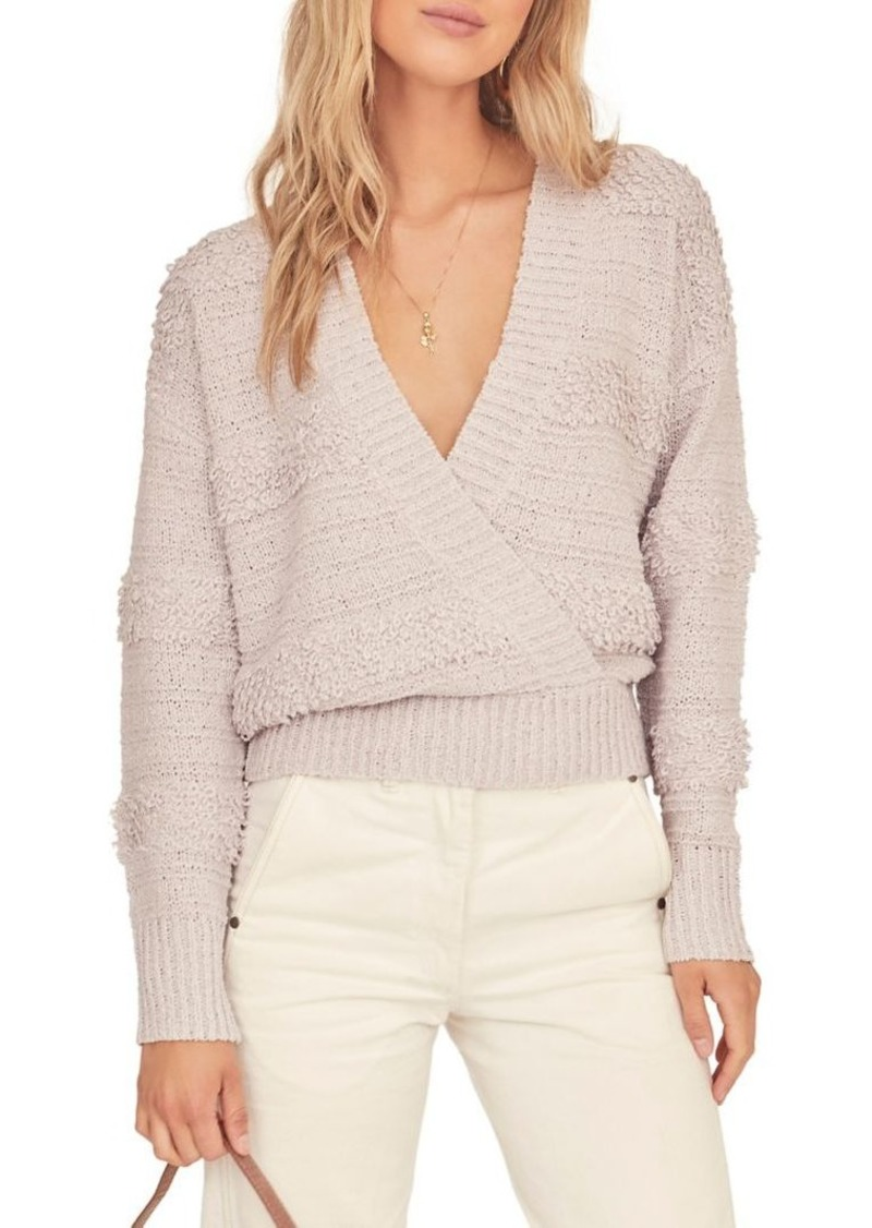 ASTR The Label Madeline Textured Sweater